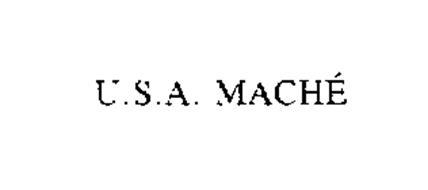 U.S.A. MACHE