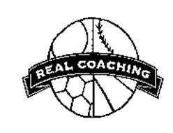REAL COACHING