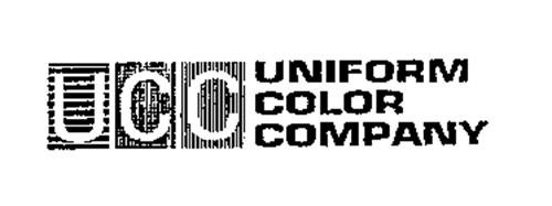 UCC UNIFORM COLOR COMPANY