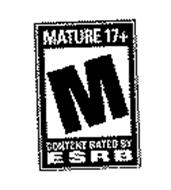 M MATURE 17+ CONTENT RATED BY ESRB