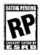 RP RATING PENDING CONTENT RATED BY ESRB