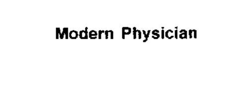 MODERN PHYSICIAN