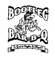 BOOTLEG BAR-B-Q SAUCE SO GOOD IT OUGHTA BE ILLEGAL!