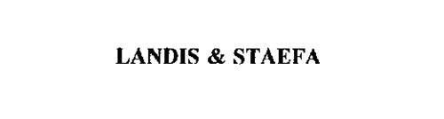 LANDIS & STAEFA
