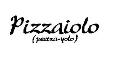 PIZZAIOLO (PEETZA-YOLO)