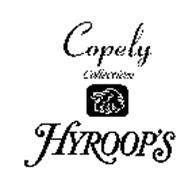 COPELY COLLECTIONS HYROOP'S