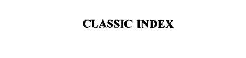 CLASSIC INDEX