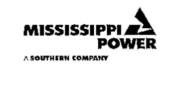 MISSISSIPPI POWER A SOUTHERN COMPANY
