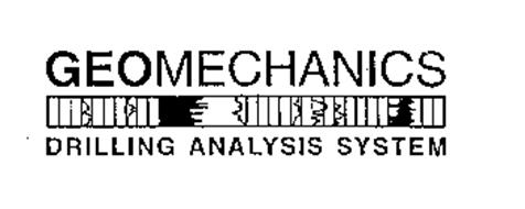 GEOMECHANICS DRILLING ANALYSIS SYSTEM