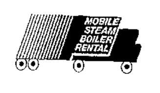 MOBILE STEAM BOILER RENTAL