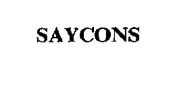 SAYCONS