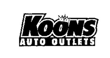 KOONS AUTO OUTLETS
