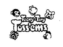 TEENY-TINY TOSS'EMS