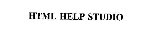 HTML HELP STUDIO