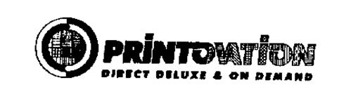 PRINTOVATION DIRECT DELUXE & ON DEMAND