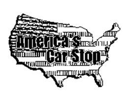 AMERICA'S CAR STOP