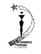 HP PERFORMANCE PROGRAM