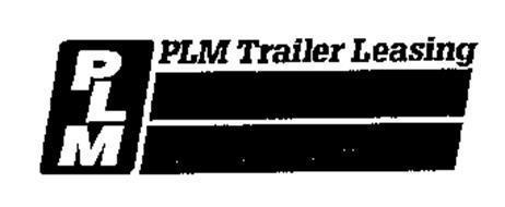 PLM PLM TRAILER LEASING
