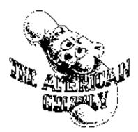 THE AMERICAN GRIZZLY