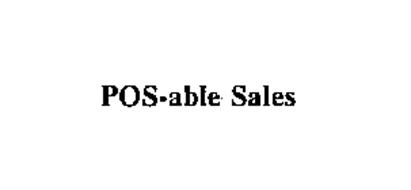 POS-ABLE SALES