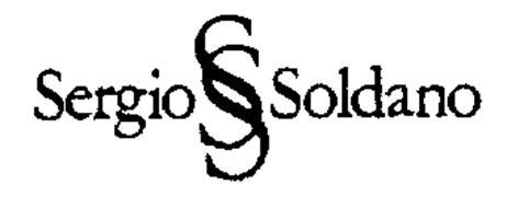 SERGIO SS SOLDANO
