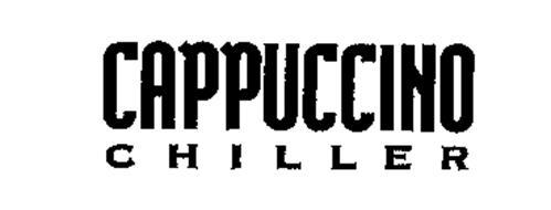 CAPPUCCINO CHILLER
