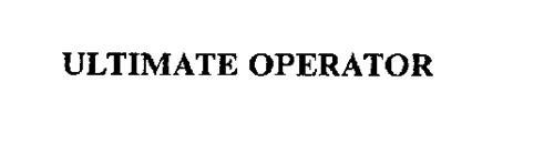 ULTIMATE OPERATOR