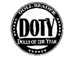 DOTY DOLL READER DOLLS OF THE YEAR