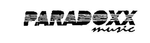 PARADOXX MUSIC
