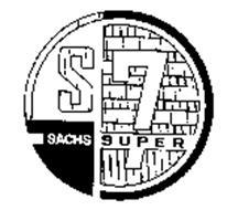 S SACHS SUPER 7