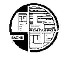 SACHS P5 PENTASPORT