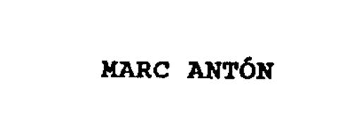 MARC ANTON