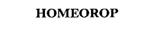 HOMEOROP