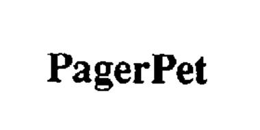 PAGERPET