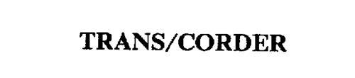TRANS/CORDER
