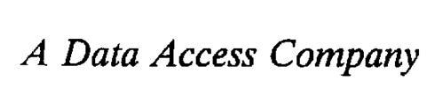 A DATA ACCESS COMPANY