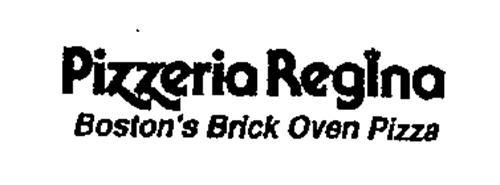 PIZZERIA REGINA BOSTON'S BRICK OVEN PIZZA