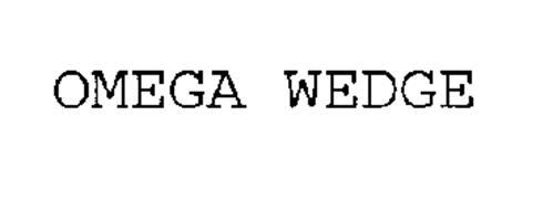 OMEGA WEDGE