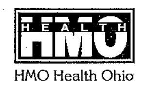HMO HEALTH HMO HEALTH OHIO