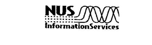 NUS INFORMATION SERVICES