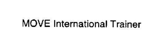 MOVE INTERNATIONAL TRAINER