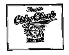 S SCHMIDT'S CITY CLUB SCHMIDT ST. PAUL BEER