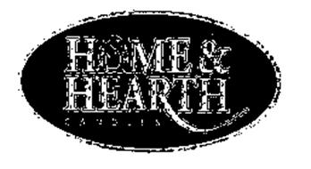 HOME & HEARTH CANDLES