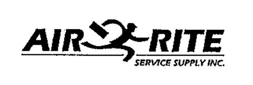 AIR RITE SERVICE SUPPLY INC.