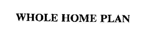 WHOLE HOME PLAN