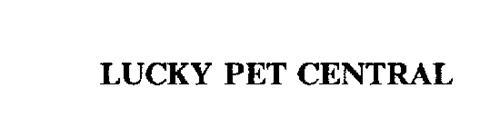 LUCKY PET CENTRAL