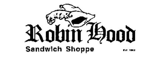 ROBIN HOOD SANDWICH SHOPPE EST 1983