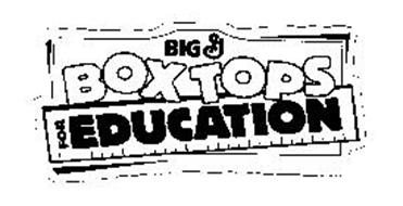 BIG G BOXTOPS FOR EDUCATION