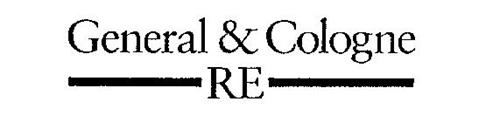 GENERAL & COLOGNE RE