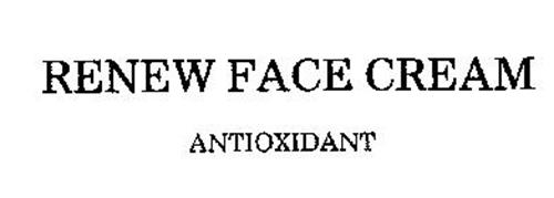 RENEW FACE CREAM ANTIOXIDANT